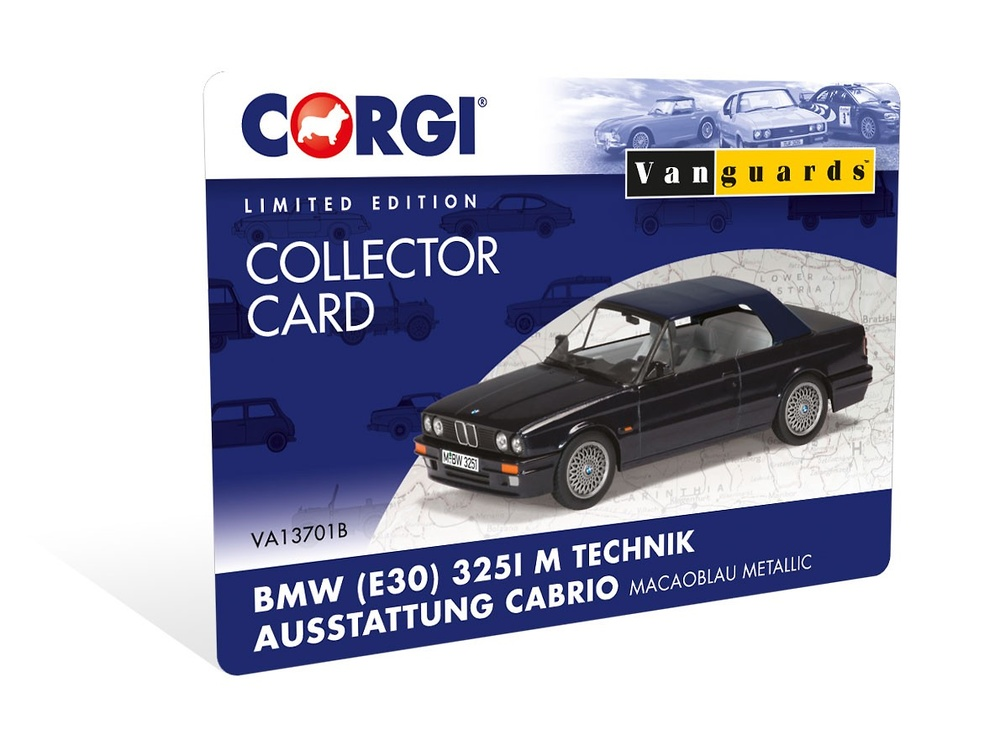 BMW 325i M -E30- (1982) Corgi VA13701B 1:43