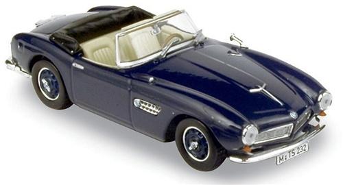 BMW 507 Roadster (1956) Norev 350040 1/43