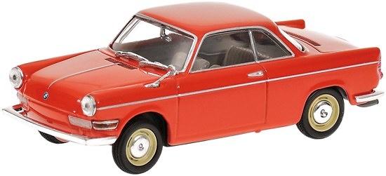BMW 700 Sport Coupé (1960) Minichamps 400023721 1/43