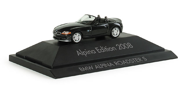 BMW Alpina Roadster S Herpa 101820 PC 1/87