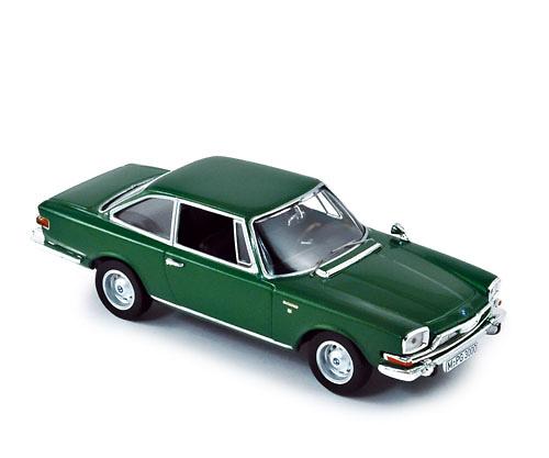 BMW GLAS V8 3000 (1968) Norev 820531 1/43