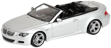BMW M6 Cabriolet -E64- (2006) Minichamps 431026130 1/43