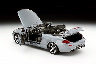 BMW M6 Roadster -E64- (2006) Kyosho 08704S 1/18