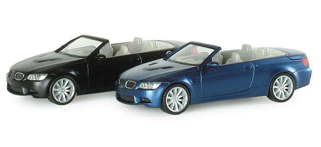 BMW Serie 3 -E93- M3 Cabriolet Herpa 023955 1/87