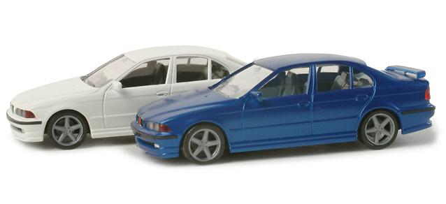 BMW Serie 5 AC Schnitzer S5 -E39- (2005) Herpa 024273 1/87