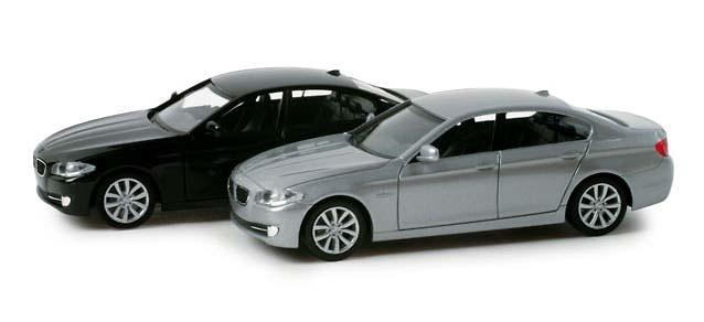 BMW Serie 5 Limousine -F10- (2010) Herpa 034371 1/87