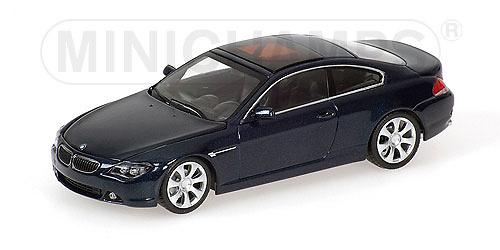 BMW Serie 6 Coupé -E63- (2006) Minichamps 431026021 1/43