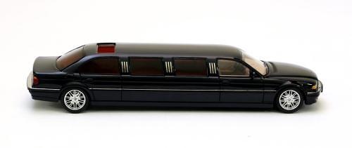 bmw serie 7 stretch limousine e38 1999 neo 45345 1 43. Black Bedroom Furniture Sets. Home Design Ideas