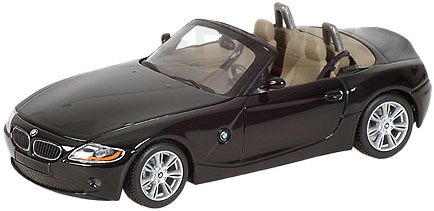BMW Z4 Roadster -E85- (2002) Minichamps 431021032 1/43