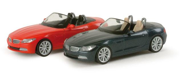 BMW Z4 Roadster abierto -E89- (2009) Herpa 1/87