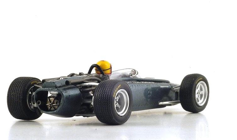 BRM P83 6º