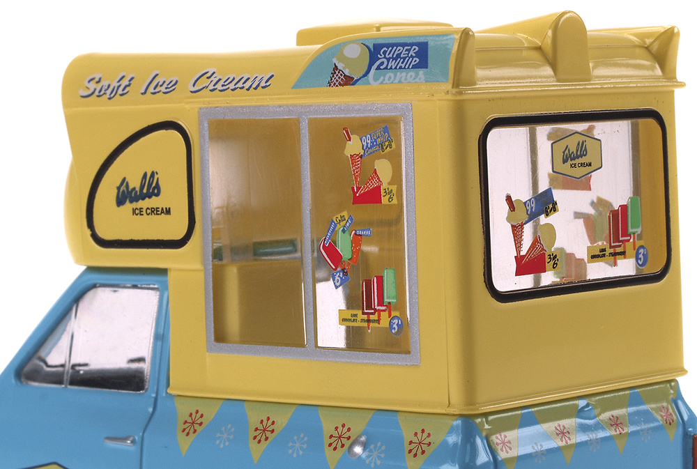 Bedford HA Walls Ice Cream Oxford HA003 1/43