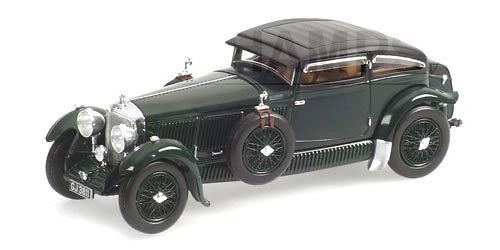 Bentley 6 1/2 Blue Train (1930) Minichamps 436139501 1/43