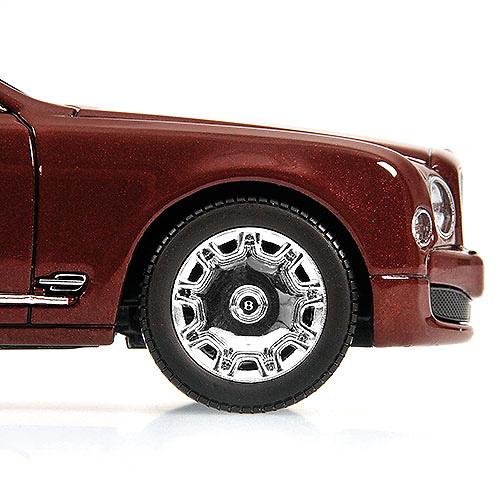 Bentley Mulsanne (2010) Minichamps 436139901 1/43