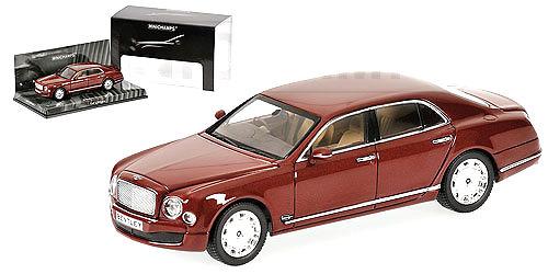 Bentley Mulsanne (2010) Minichamps 1/43