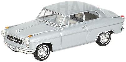 Borgward Isabella (1958-1962) Minichamps 400096000 1/43