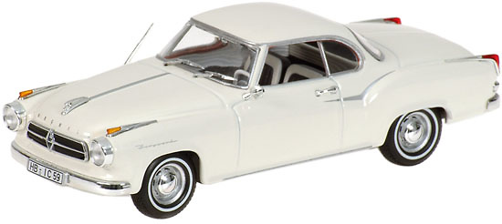 Borgward Isabella Coupé (1958) Minichamps 400096020 1/43