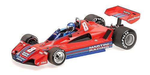 Brabham BT45 nº 8 H. J. Stuck (1977) Minichamps 110770008 1:18