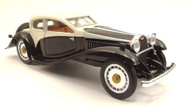 Bugatti Tipo 50 (1933) Rio 4257 1/43
