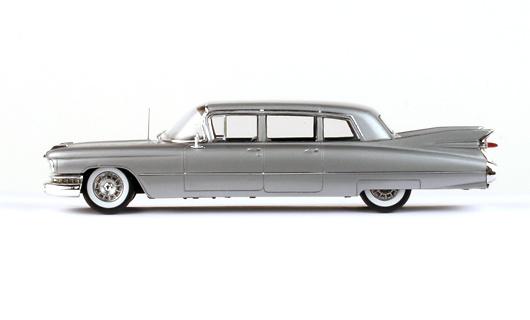 Cadillac Serie 75 Limousine (1959) True Scale TSM114336 1/43