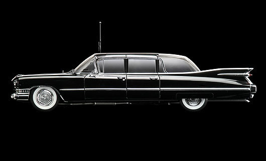 Cadillac Serie 75 Limousine Bubble Top