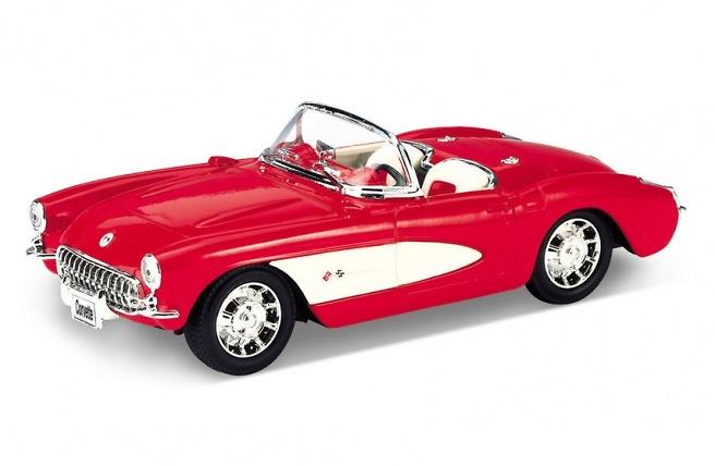 Chevrolet Corvette (1957) Welly 29393 1:24