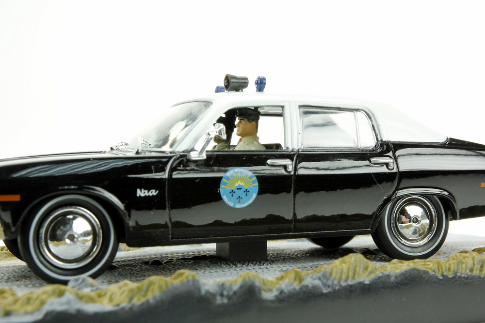 Chevrolet Nova - Policia (1965) James Bond