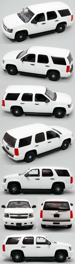 Chevrolet Tahoe PPV GMT900 (2007) FFR 175714 1/43