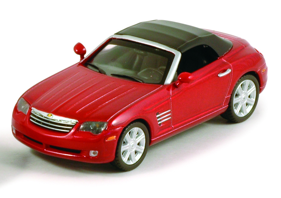 Chrysler Crossfire Roadster (2006) Norev 940005 1/43