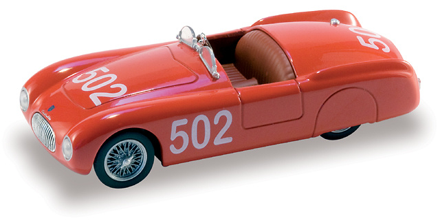 Cisitalia 202 SC Spyder Mille Miglia nº 502 (1947) Starline 518239 1/43