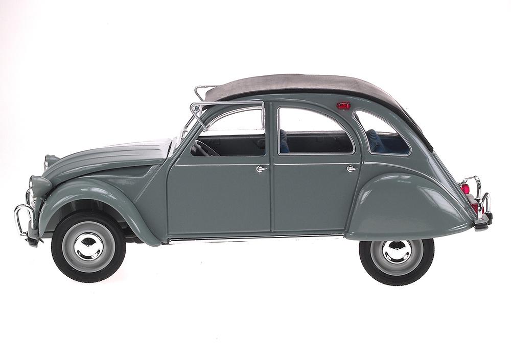 Citroen 2CV (1960) Norev 180011C 1:18