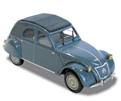 Citroen 2CV AZLP (1960) Norev 151352 1/43