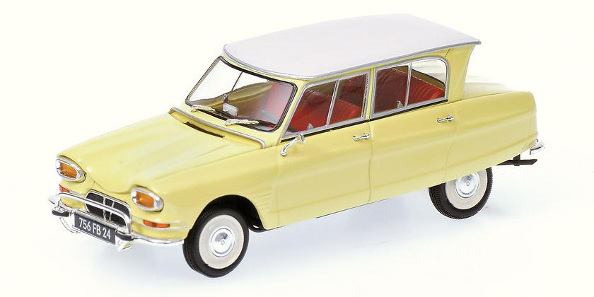 Citroen Ami 6 (1964) Minichamps 400111661 1/43