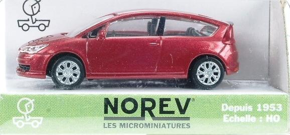 Citroen C4 (2004) Norev 155491 1/87