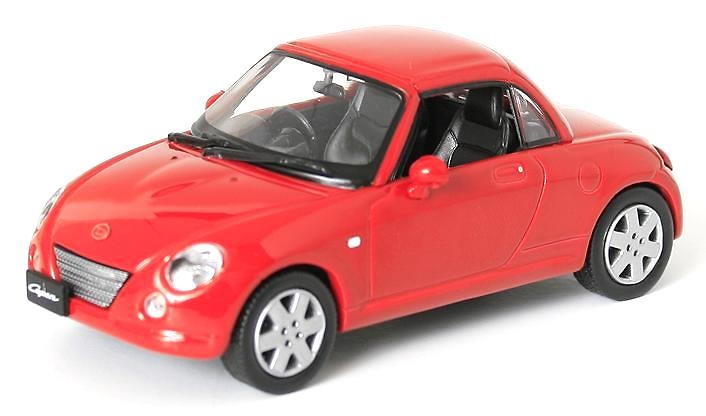Daihatsu Copen Convertible (2002) JCollection JC069 1/43