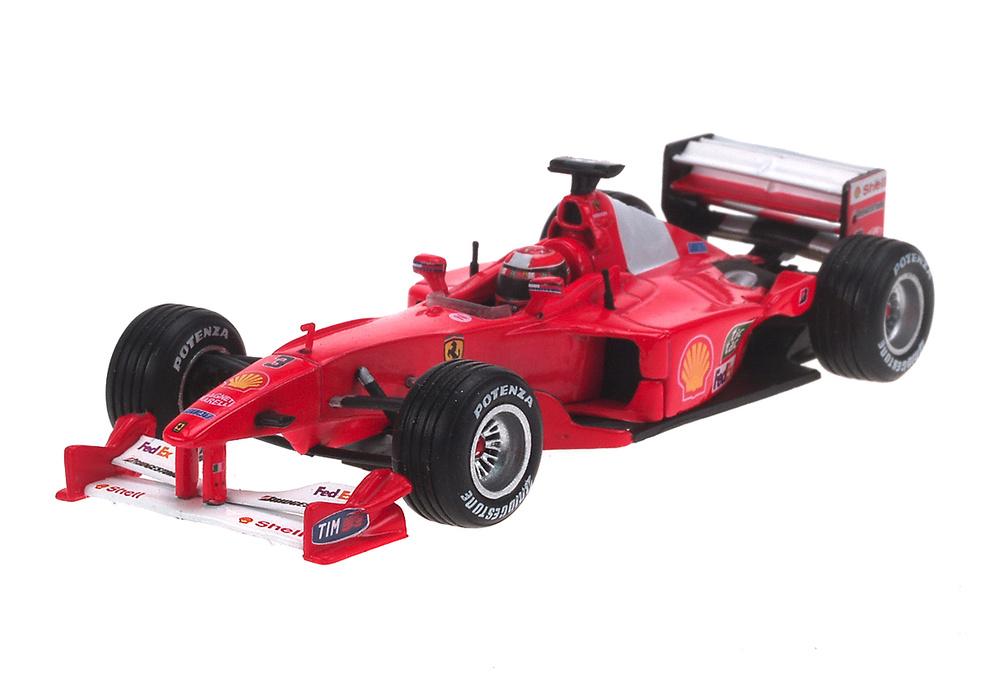 Diorama Ferrari F1-2000