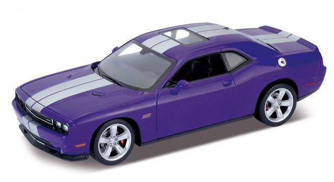 Dodge Challenger SRT (2013) Welly 24049 1:24