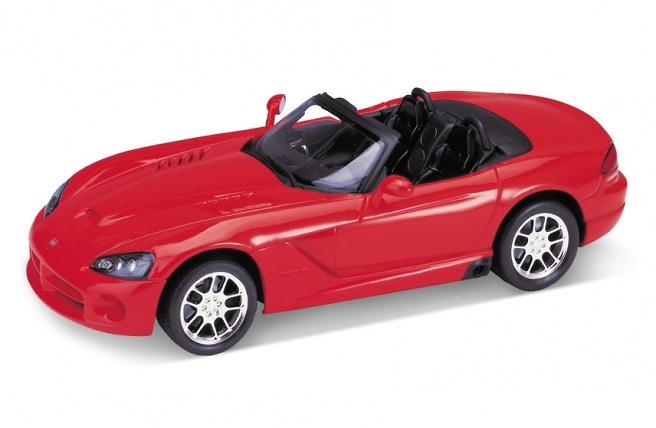 Dodge Viper SRT-0 (2003) Welly 22445 1:24