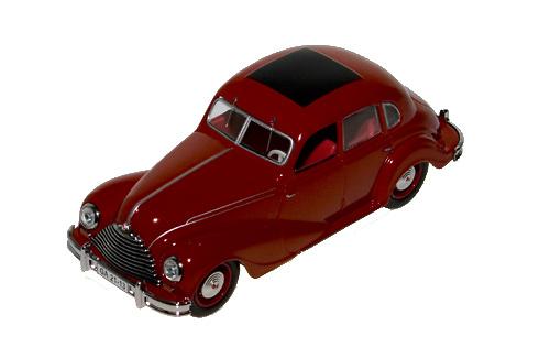 EMW 340-2 Limousine (1950) Granate IST007 1/43