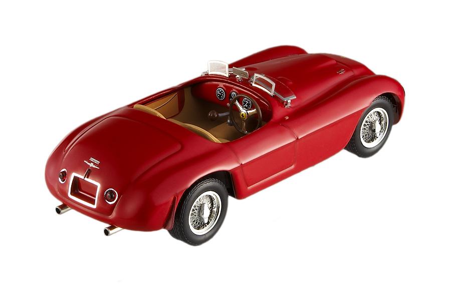 Ferrari 166 MM Barchetta (1948) Hot Wheels 1/43