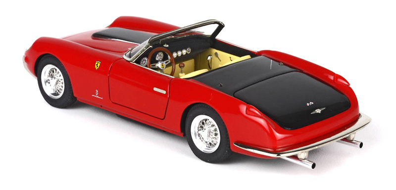 Ferrari 250 GT Cabriolet (1958) BBR CAR25 1/43