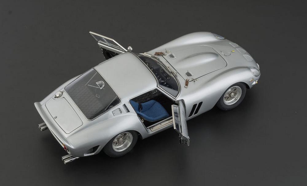 Ferrari 250 GTO (1962) CMC M151 1:18
