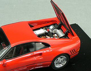 Ferrari 288 GTO (1984) Kyosho 05071R 1/43