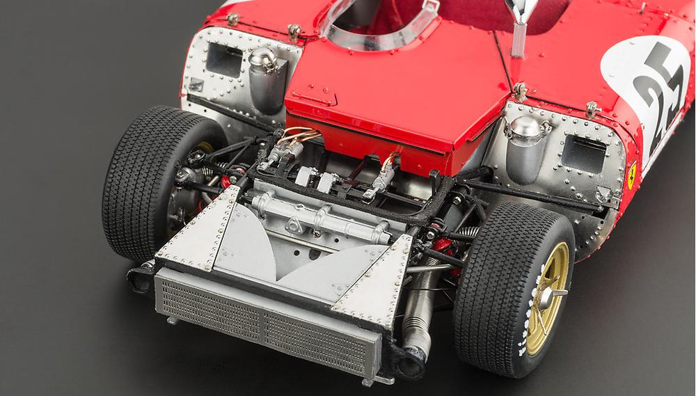 Ferrari 312P Spyder