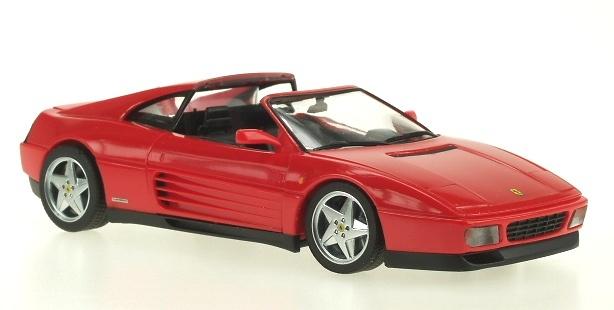 Ferrari 348TB Cabrio (1989) Herpa 1020 1/43