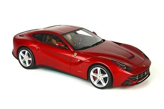 Ferrari F12 Berlinetta (2012) BBR BBRC77C1 1/43