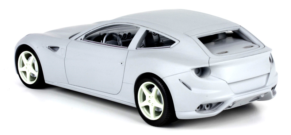 Ferrari FF (2011) BBR 1/18