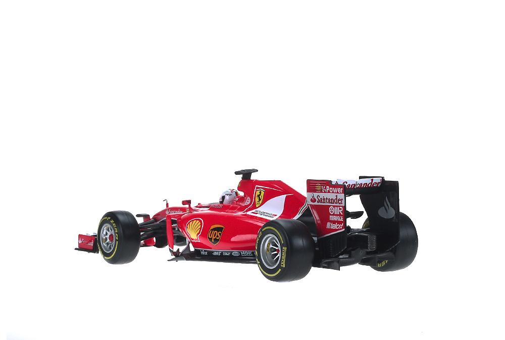 Ferrari SF15-T nº 5 Sebastian Vettel (2015) Bburago 16801V 1:18
