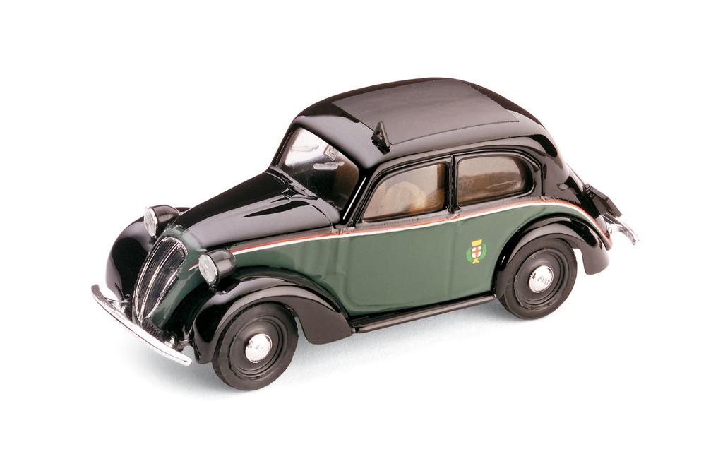 Fiat 1100 -508C- Taxi de Milan (1937) Brumm R062 1/43