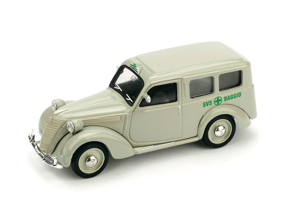 Fiat 1100 Ambulancia